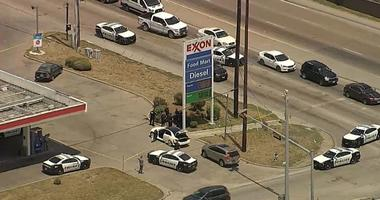 Northwest Dallas Shooting