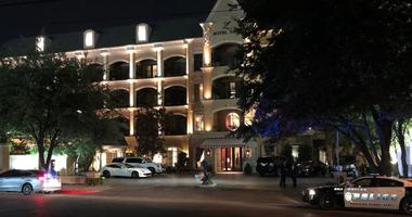 Dallas Hotel Zaza Shooting