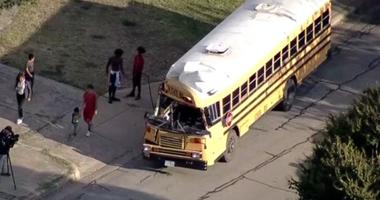 Fort Worth School Bus Crash