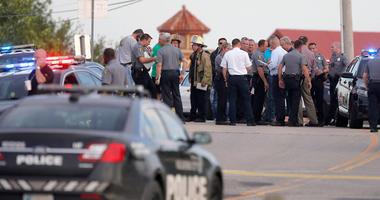 AP Oklahoma Shooting