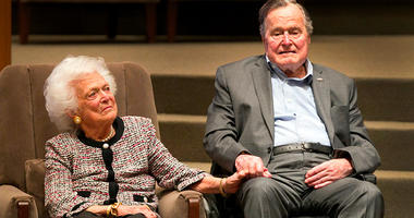 Bush Family Remembers George H.W. And Barbara For Their Birthdays