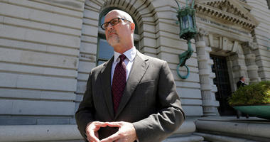 Jeffrey Kerr, general counsel to the People for the Ethical Treatment of Animals