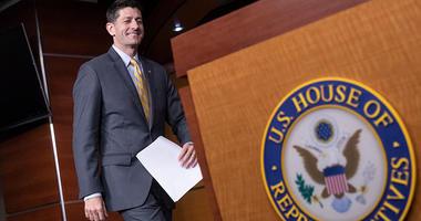 Speaker of the House Paul Ryan, R-Wis
