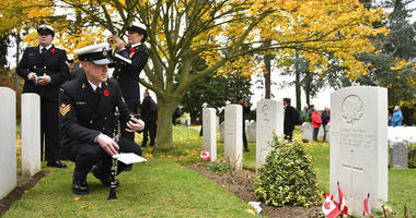 Armistice Day Remembered