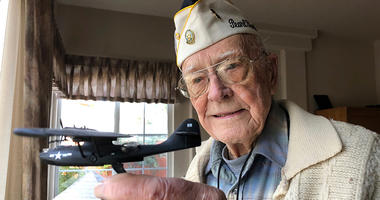 Retired U.S. Navy Cmdr. Don Long