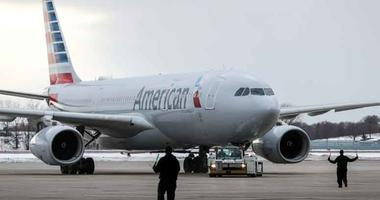 American Airlines Airplane