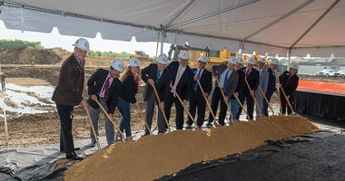 Collin College Groundbreaking