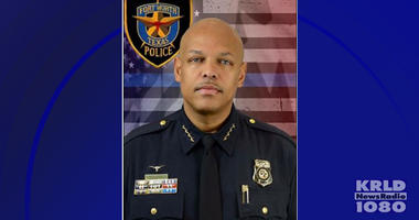 Fort Worth Police Chief Fitzgerald
