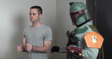 Fort Worth Police Star Wars Video