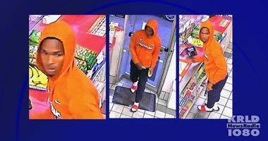 Garland Robbery suspect