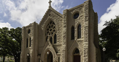 Fort Worth Texas' St. Patrick's Cathedral