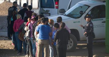 Record Number Of Migrants Stream Across U.S. Border