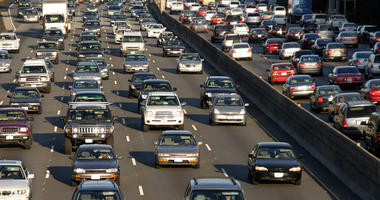 Traffic, Road Construction, Heavy Traffic