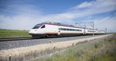 High Speed Rail Line