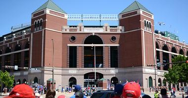 Globe Life Park, Texas Rangers