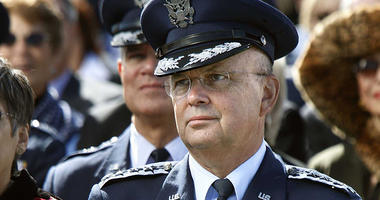 Former Director of the Central Intelligence Agency (CIA) Michael Hayden