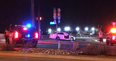 Haltom City Hit And Run Crash