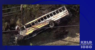 Mesquite Bus Crash