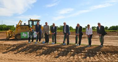 Paycom Grapevine Groundbreaking