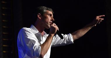 Senate candidate Beto O'Rourke