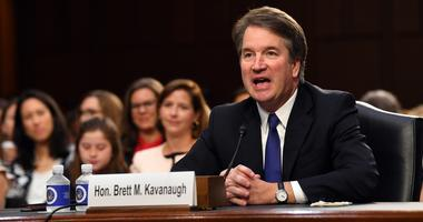 Supreme Court Associate Justice nominee Brett Kavanaugh