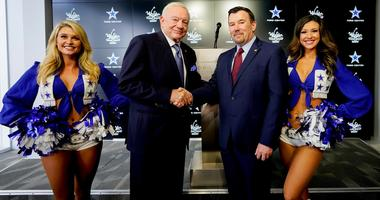 Dallas Cowboys-NFL Official Casino Designation