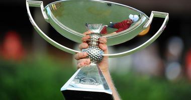 FedEx Cup after the Tour Championship golf tournament