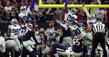 Dallas Cowboys at Houston Texans