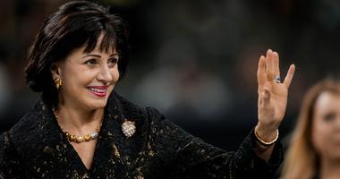 New Orleans Saints owner Gayle Benson