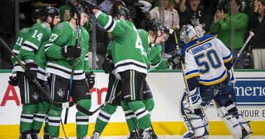 St. Louis Blues at Dallas Stars