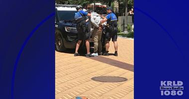 Texas Campus Attacker