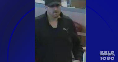 Fort Worth Bank Robbery Suspect