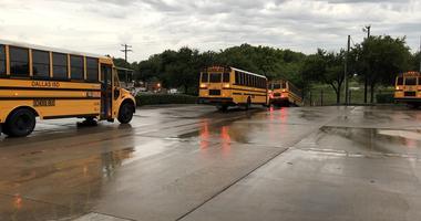 Buses - Dallas ISD