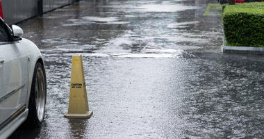 Rain, Flooding