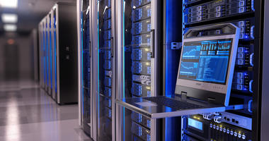 Technology, Server Room