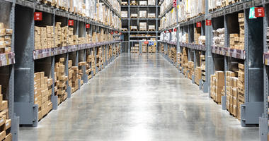 Warehouse, Distribution Center