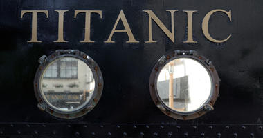 Titanic visiting centre