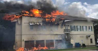 Colleyville Fire