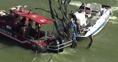 lake ray hubbard rescue
