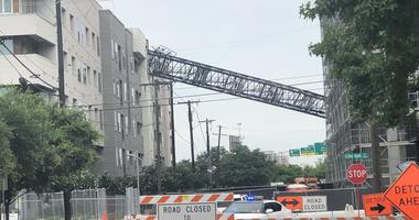 Dallas Crane Collapse