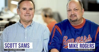 Scott Sams, Mike Rogers