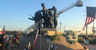 9/11 Flight Crew Memorial in Grapevine