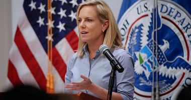 Department of Homeland Security Secretary Kirstjen M. Nielsen