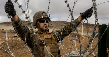 Military At US Border