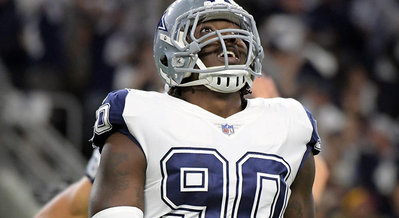 Dallas Cowboys defensive end Demarcus Lawrence