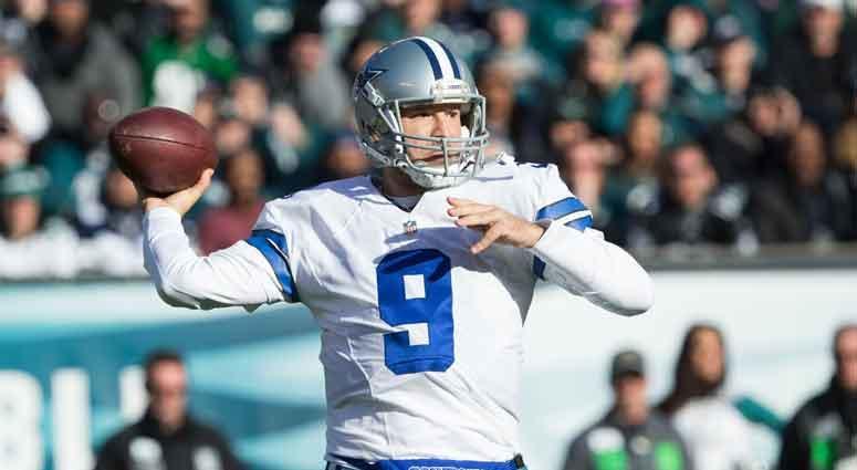 Dallas Cowboys quarterback Tony Romo