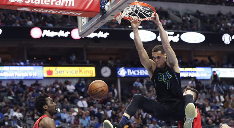 Dwight Powell: Dallas Mavericks Power Forward