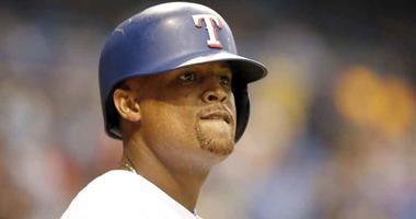 Texas Rangers third baseman Adrian Beltre