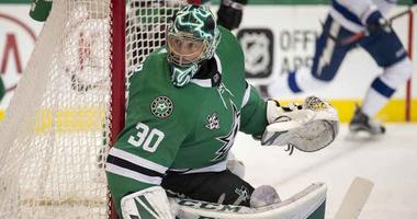 Dallas Stars Goalie Ben Bishop