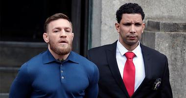 Ultimate fighting star Conor McGregor